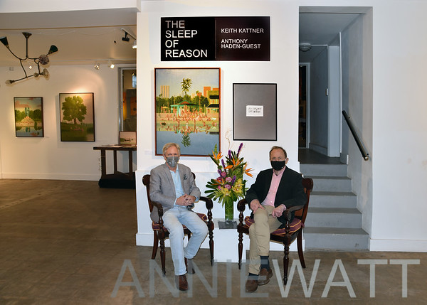 Nov 28, 2020 The Sleep of Reason - Keith Kattner and Anthony Haden-Guest Exhibition