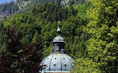 Kloster Ettal/D - 07/2019