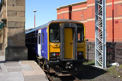 Class 153 Super Sprinter