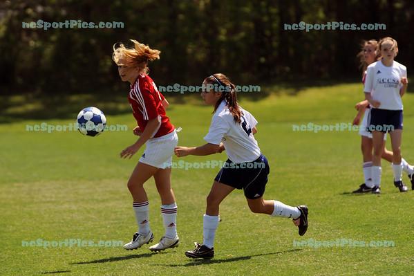 SPW Kepner Cup Game 2 vs GCCSA Lady Cobras 042609