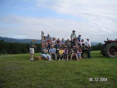 Pfister/Eireman Pfamily Reunion 6/04