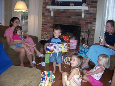 Jake's Birthday 2006