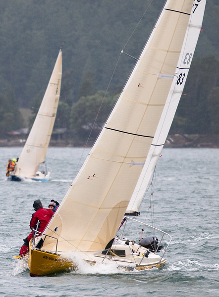 Sailing Race: The 2010  Winter Shaw Classic OIYC