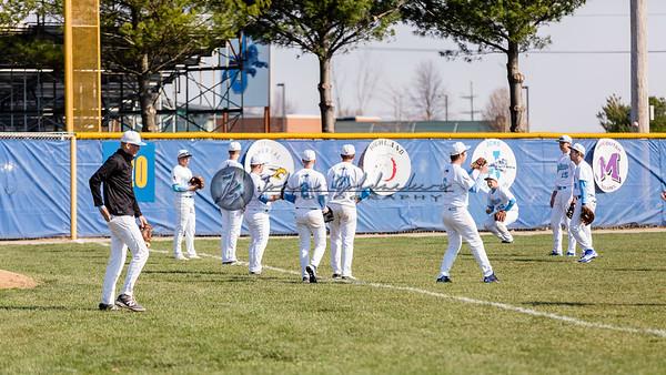 JCHS vs Alton Baseball 2016