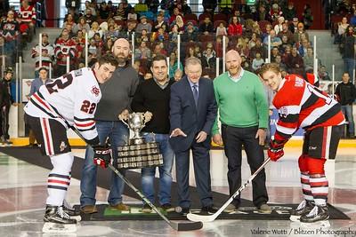 17-01-28 67's v Niagara Throw-back!