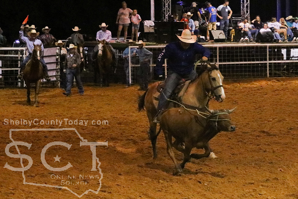 2021 Shelby County Stampede Roping and Team Roping