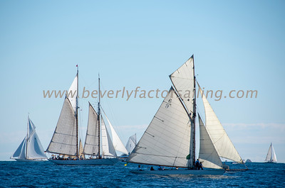 CLASSIC RACE BOATS shot from Nordwind - Race Day 2