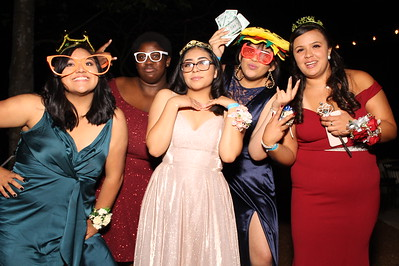 4/27/19 Beckman H.S. Prom - Photo Booth Individual Pictures