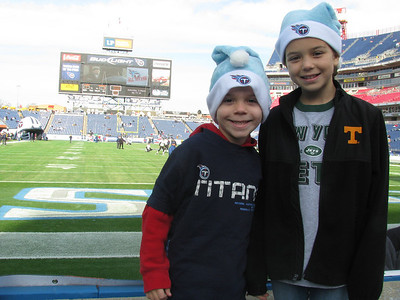 Dec. 24 - Titans Game