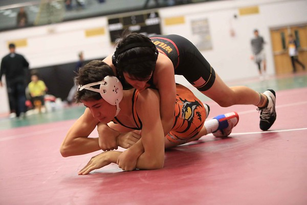 181208_JV & Girls Wrestling @ Capital High School