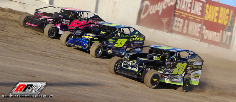 Lebanon Valley Speedway - 4/21/18 - Lucas Ballard