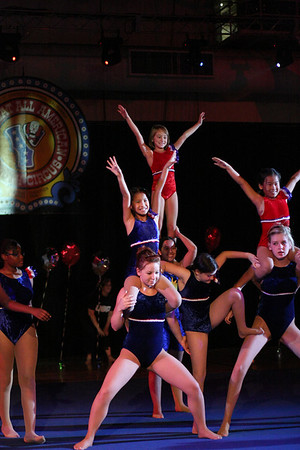 Great All American Youth Circus