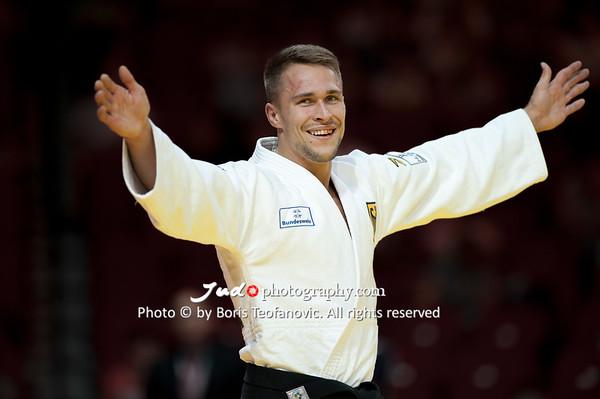 Judo Weltmeister 2017 Alexander Wieczerzak