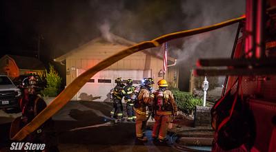 Ben Lomond Structure Fire Nov 10