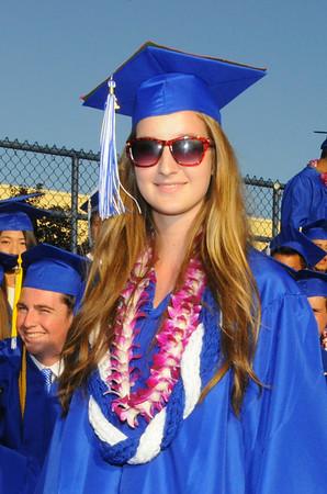 Elaine - LAHS Graduation, 6/2014