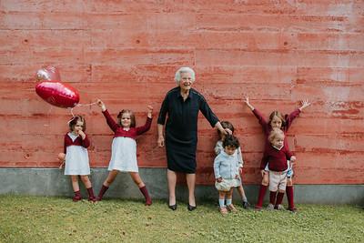 90 Anos avó Lourdes