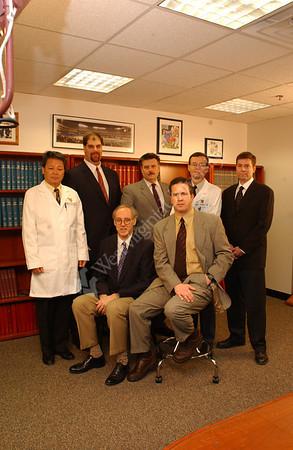 21913 Neurosurgeons Group Shot