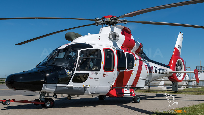 Northern Helicopter / Airbus Helicopters H155 / D-HNHD