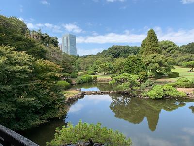 Shinjuku Goyen National Garden