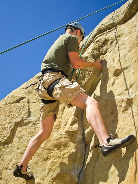 Climbing the Rims (10.3.07)