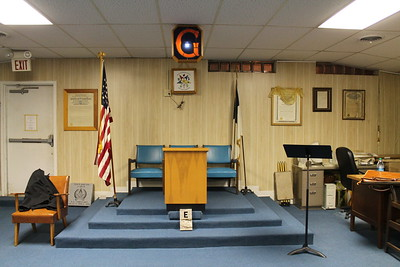 Bixby Lodge #359 - Installation of Officers