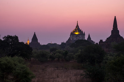 Bagan výběr