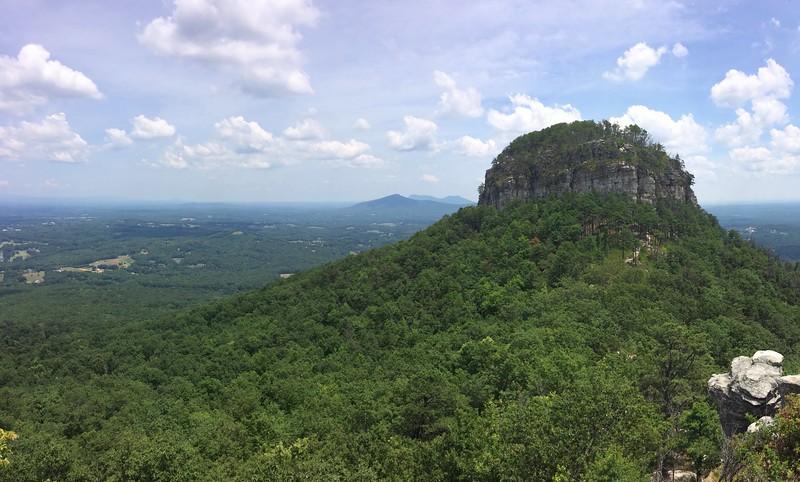 Little Pinnacle Overlook
