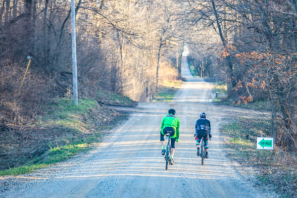 2019 Barry-Roubaix 100 Mile Morning