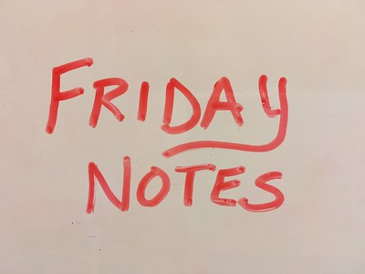 CLASSROOM NOTES PHOTO GALLERIES