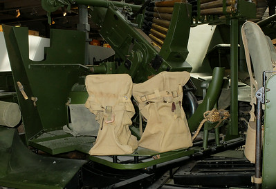 MORRIS C9 with BOFORS at FIREPOWER MUSEUM- 16th JULY 2014