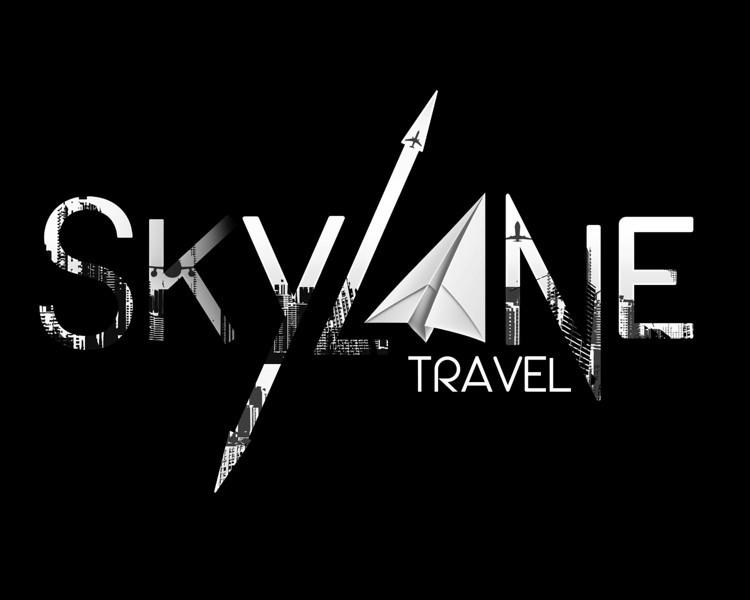 Travel Agency Graphic Logo.