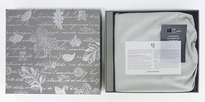 Queensbury Wedding Albums Presentation Box