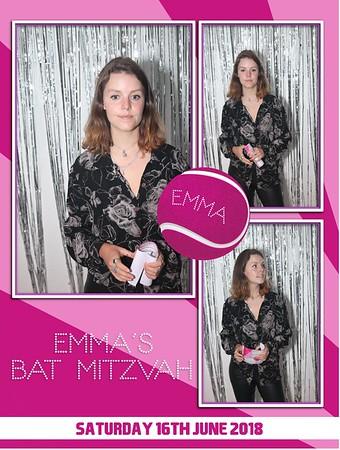 Emma's Bat Mitzvah 16.06.18