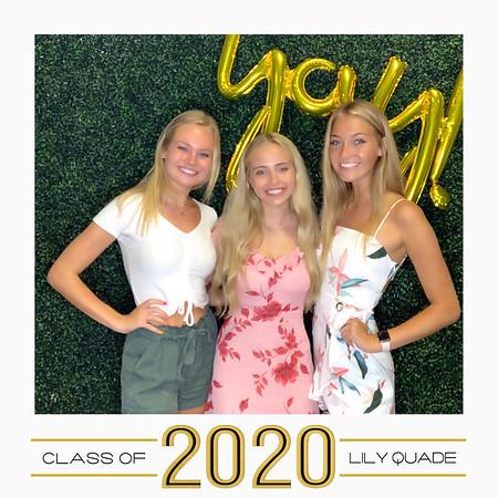 Lily Quade Grad Party