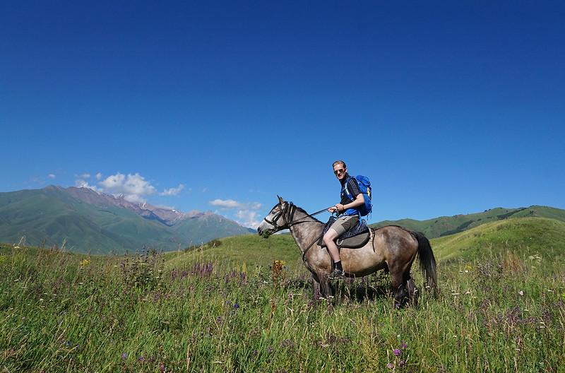 Riding horses in Kyrgyzstan.jpg