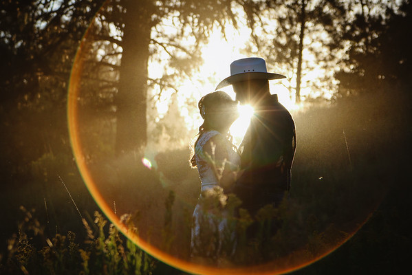 Amanda and Casey Clancy 2016 {Lazy R Guest Ranch}
