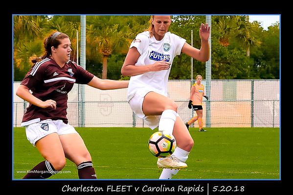 CHARLESTON FLEET v  CAROLINA RAPIDS | 5.20.18