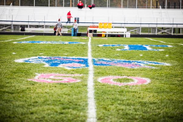 BTHS Football vs. Sandy Valley
