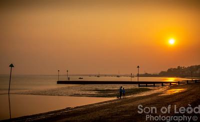 20th April Southend Sunset