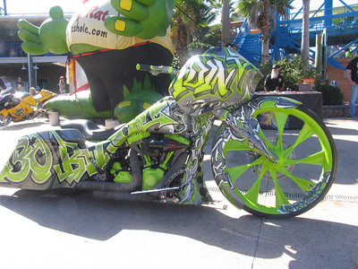 Rolling Art-Hilites of the 2013 Rat's Hole Chopper Show