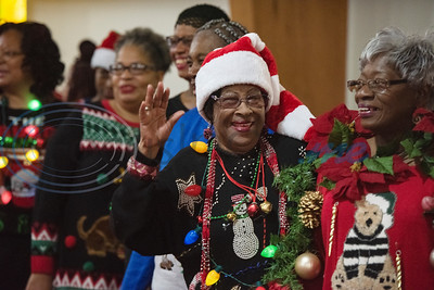 12/23/18 Creative Christmas Sweater Parade & Christmas Program Service at St. James C.M.E. Church by Sarah A. Miller