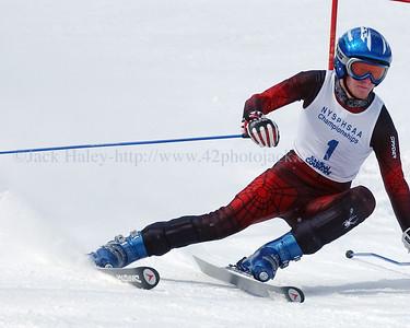 Boys Giant Slalom