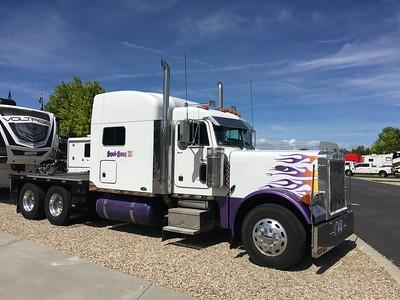 2020 West Coast, Heavy Duty Truck Rally.