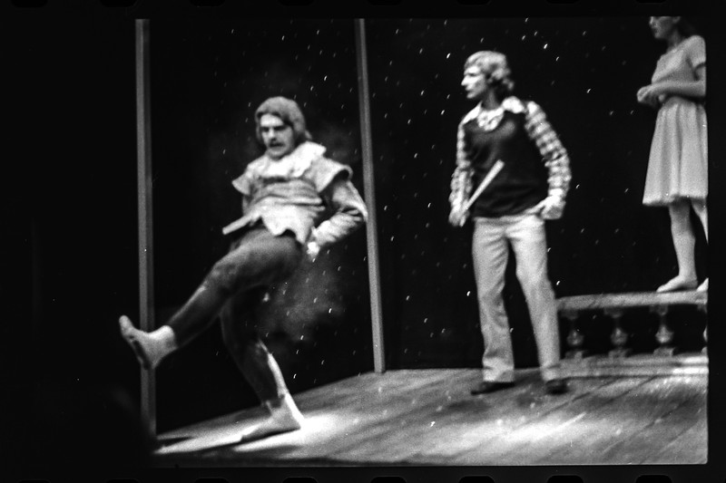 The Fantastics - 1974  Lake Oswego Community Theatre
