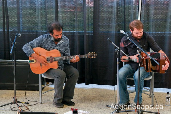 2016-08 Paradise Arts Community - Earle and Coffin,  Duane Andrews and Aaron Collis