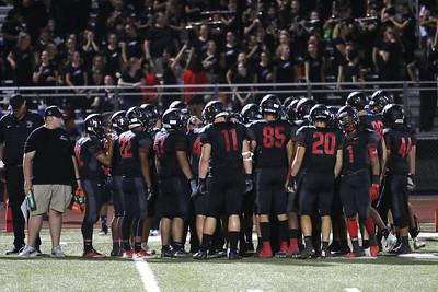 2018 Williams Field Football vs Sunrise Mountain 8-24-18