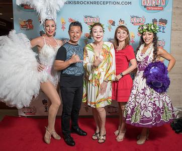 Waikiki's Rock'n Reception 051718