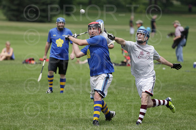 June 28, 2013 Dougherty's Denver Gaels Hurling Pub League
