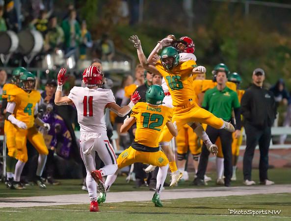 West Linn vs. Oregon City November 1, 2019