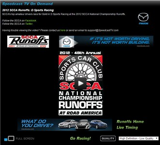Runoffs Race Coverage